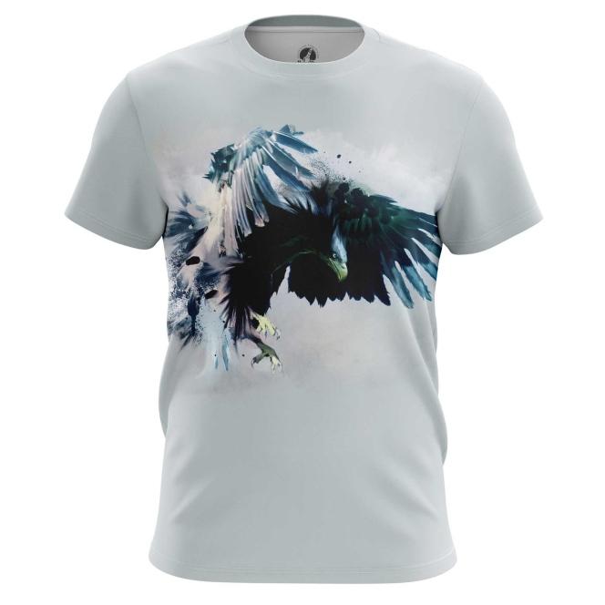 Merchandise Men'S T-Shirt Eagle Symbol Bird