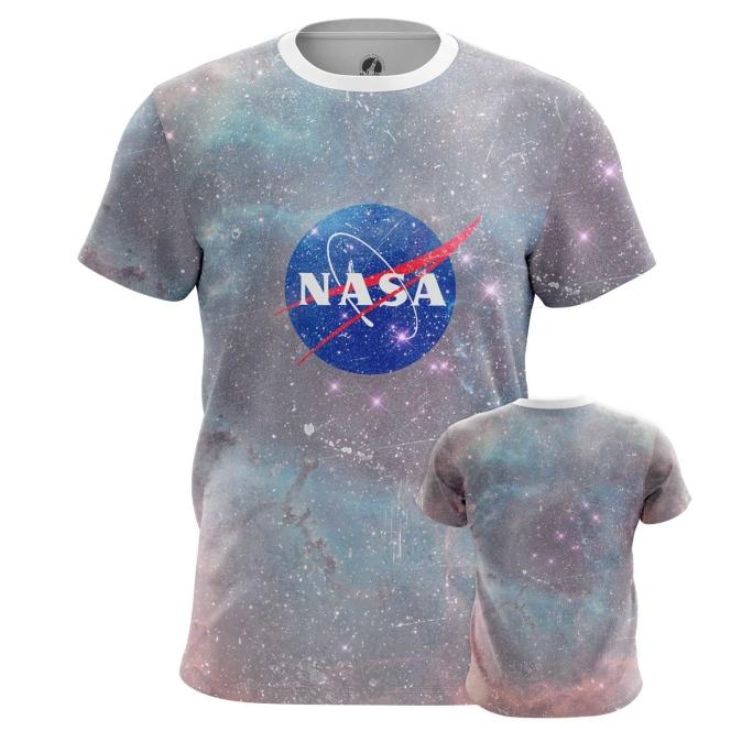 Merchandise Men'S T-Shirt Nasa Space Universe Космос