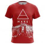 Merch Men'S T-Shirt 30 Seconds To Mars