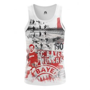 Merch Tank Bayern Munich Squadandise Far Art Vest