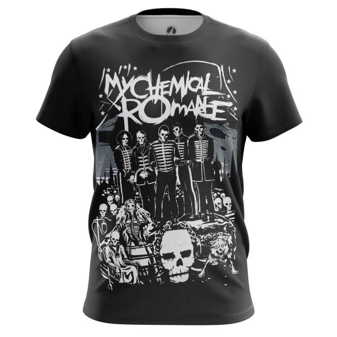 Merchandise Men'S T-Shirt My Chemical Romance