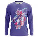 Merchandise Long Sleeve Samurai Neon Genesis Evangelion