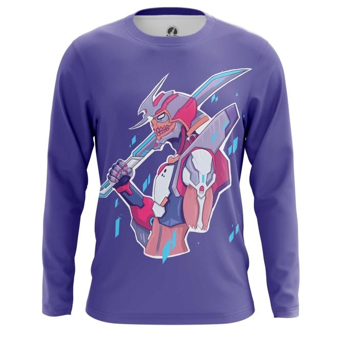 Merch Long Sleeve Samurai Neon Genesis Evangelion