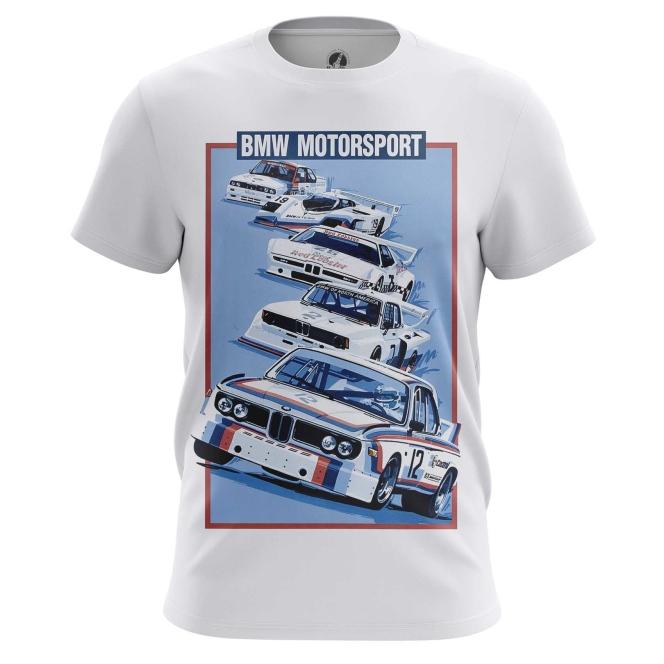 Collectibles Men'S T-Shirt Bmw Motorsport Car