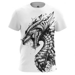 Merch T-Shirt Dragon Monster Giant Reptile