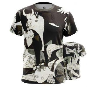 Merchandise T-Shirt Guernica Pablo Picasso Fine Art Artwork