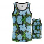 Merchandise - Tank Andy Warhol Flowers Artwork Art Vest