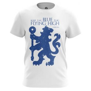 Merch Men'S T-Shirt Chelsea Fc Blue