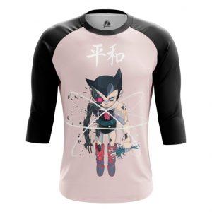 Merch Raglan Astro Boy Pink
