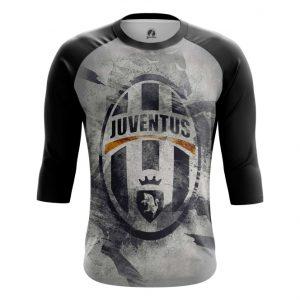 Merchandise Raglan Juventus Juv Fan Football