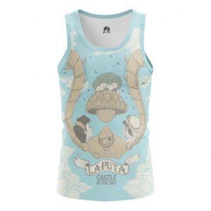 Merchandise - Tank Castle In Sky Hayao Miyazaki Vest