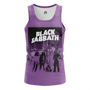 Merchandise Tank Black Sabbath Fan Band Vest