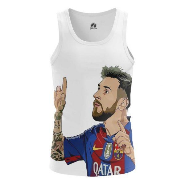 brand new 5d2b4 497ef Tank Lionel Messi Illustration Fan art