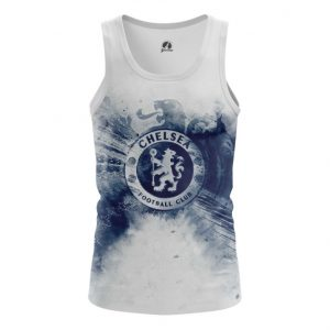 Merch Tank Chelsea F.c. Fan Art Logo Vest