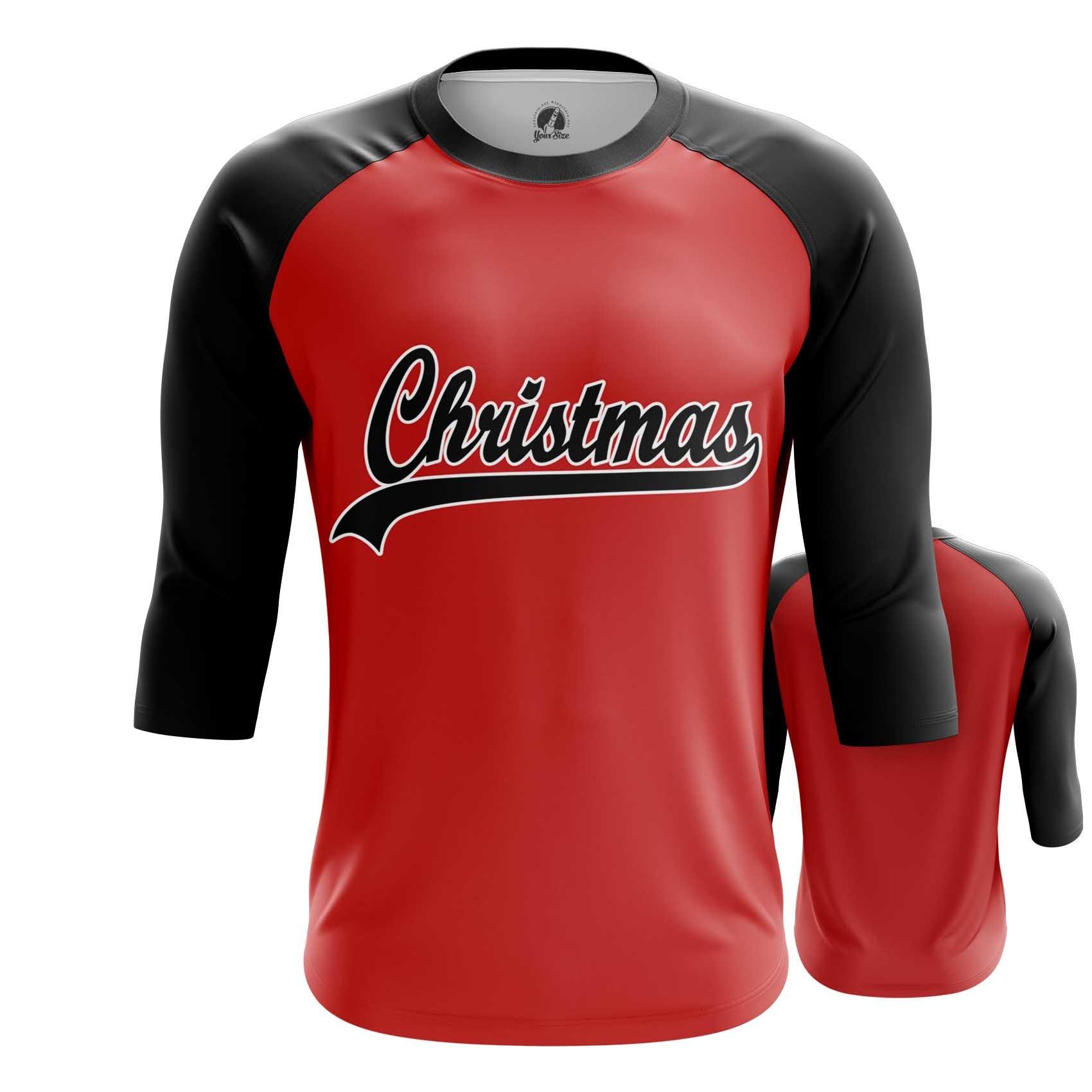Merch T-Shirt Christmas Logo X-Mas Title