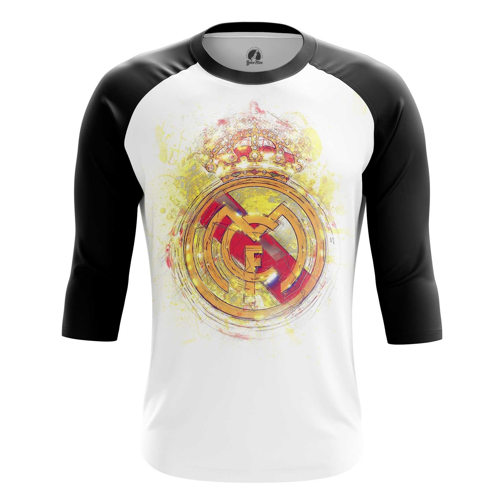 Merch Long Sleeve Fc Real Madrid 2