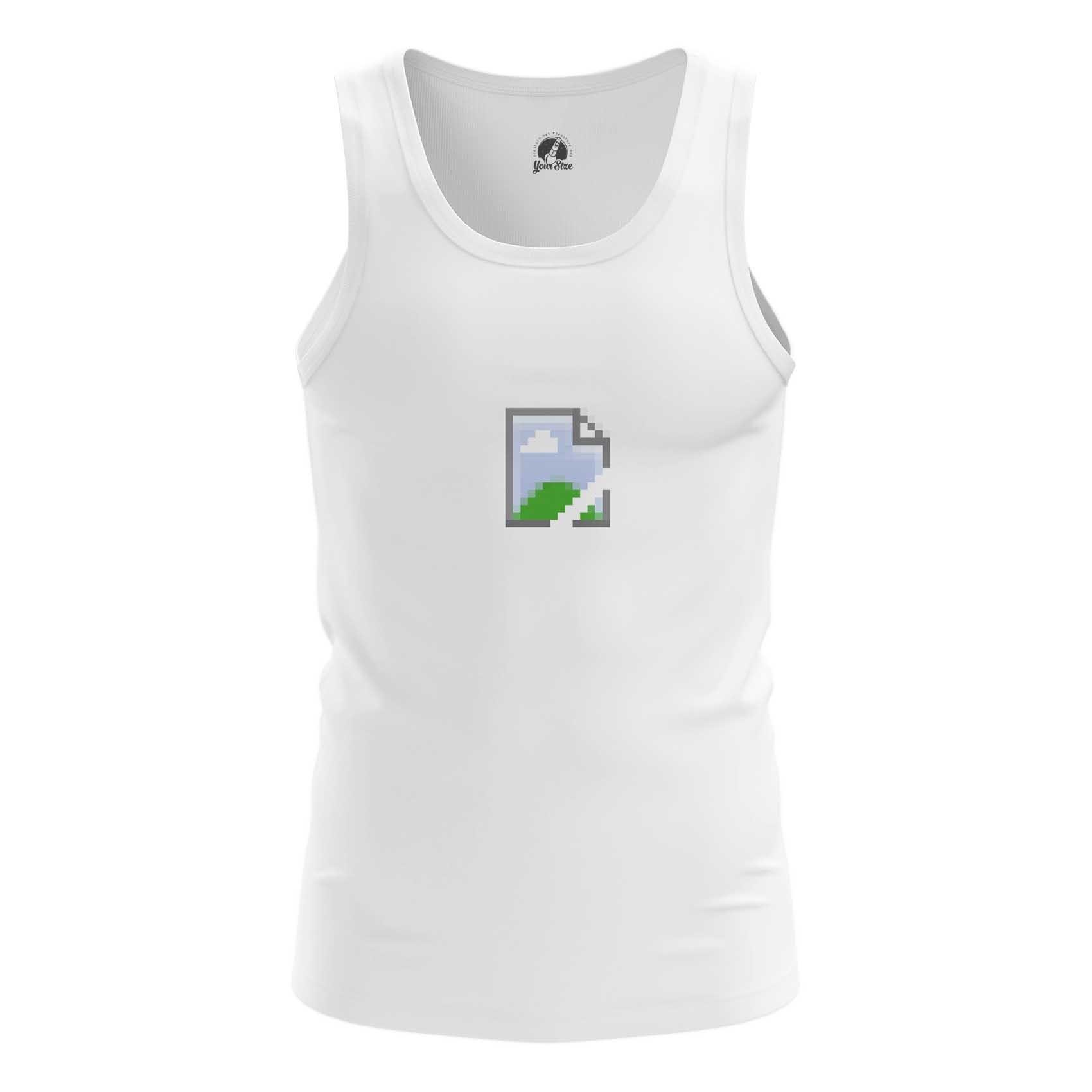 Collectibles Men'S T-Shirt Pic Icon No Image Web Art Fun