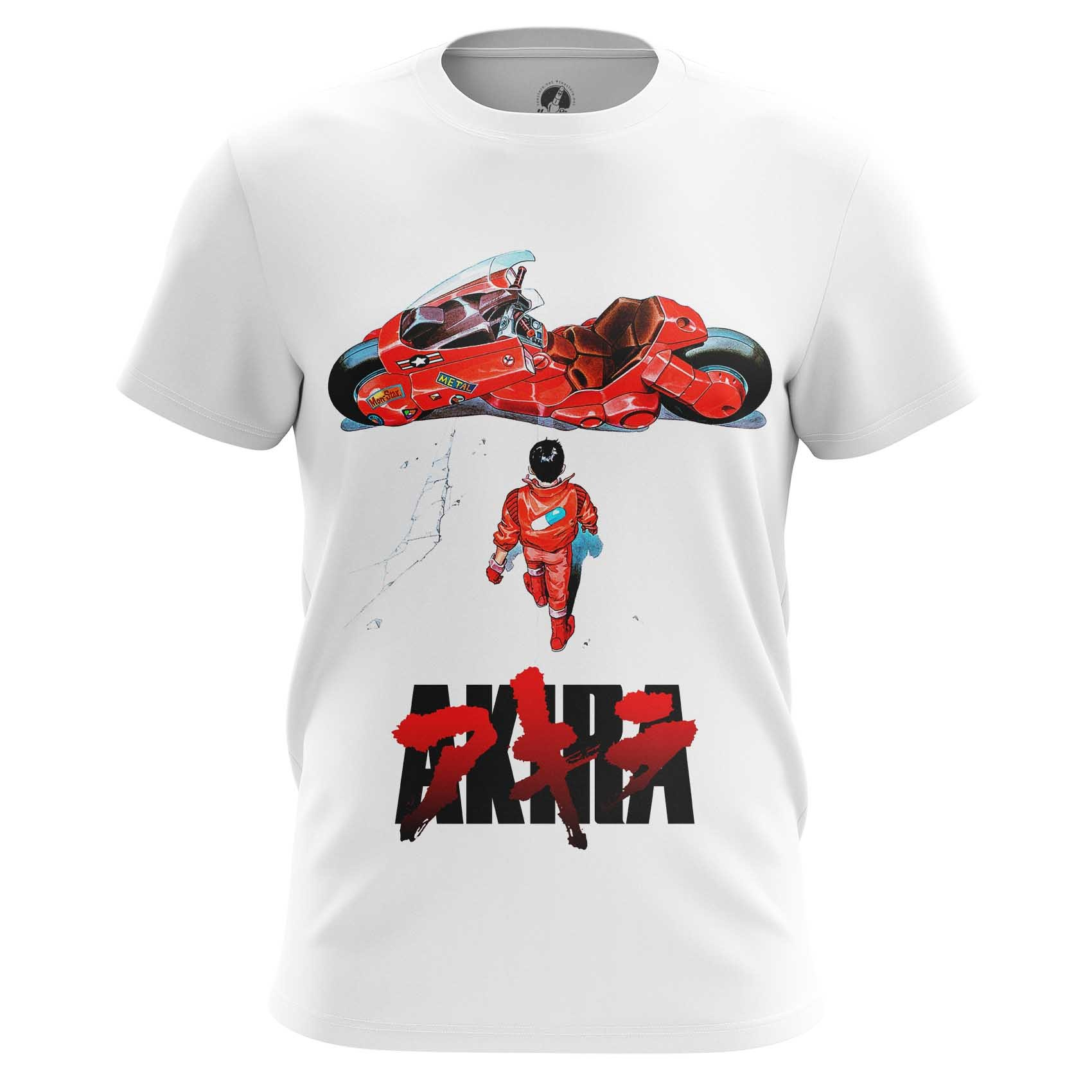 Collectibles T-Shirt Akira 1988 Animated Post-Apocalyptic