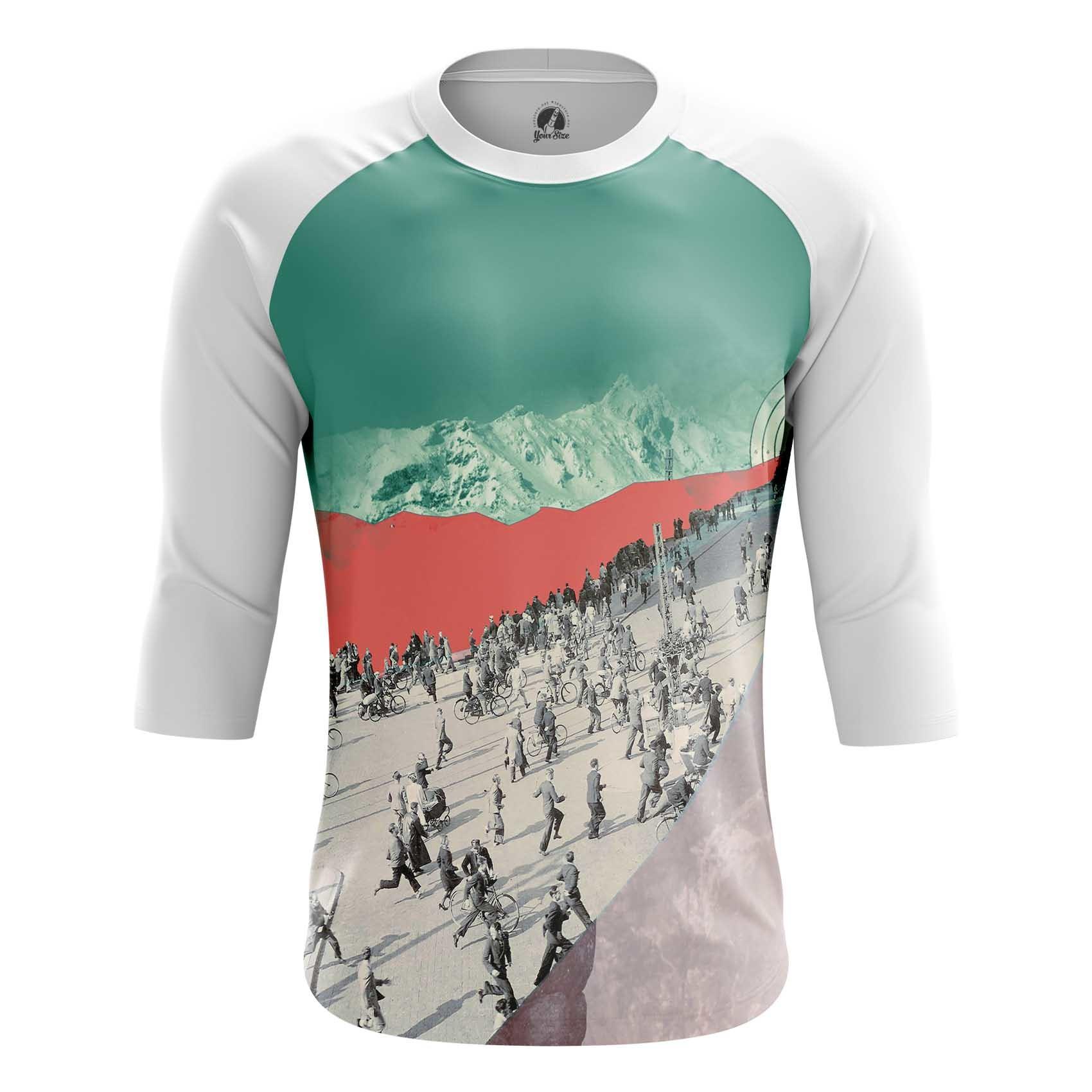 Collectibles Men'S T-Shirt Tunnel Art Picture Art Apprel