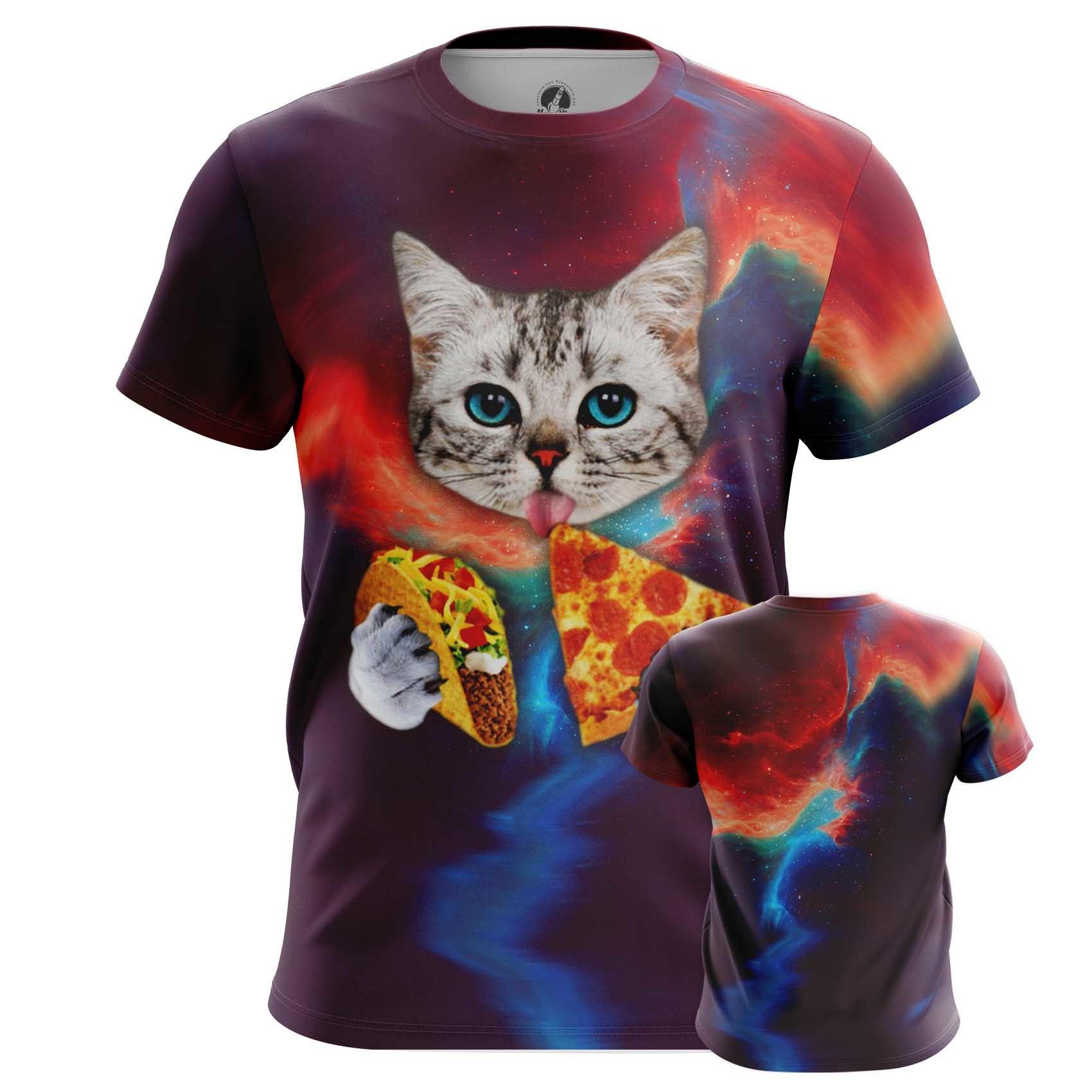 Merch Men'S Tank Taco Cat Cats Fun Vest