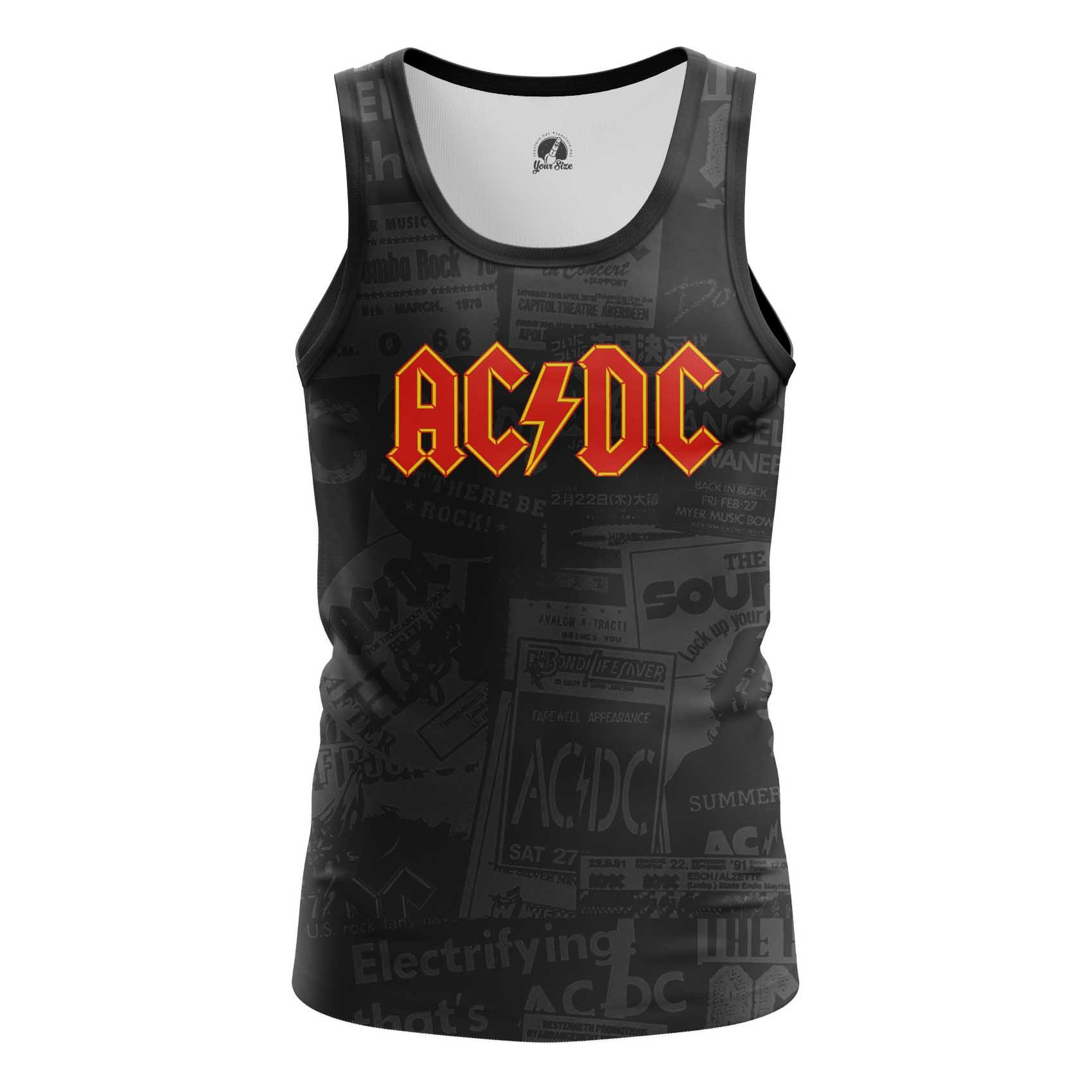 Collectibles Long Sleeve Ac Dc Gear Fans