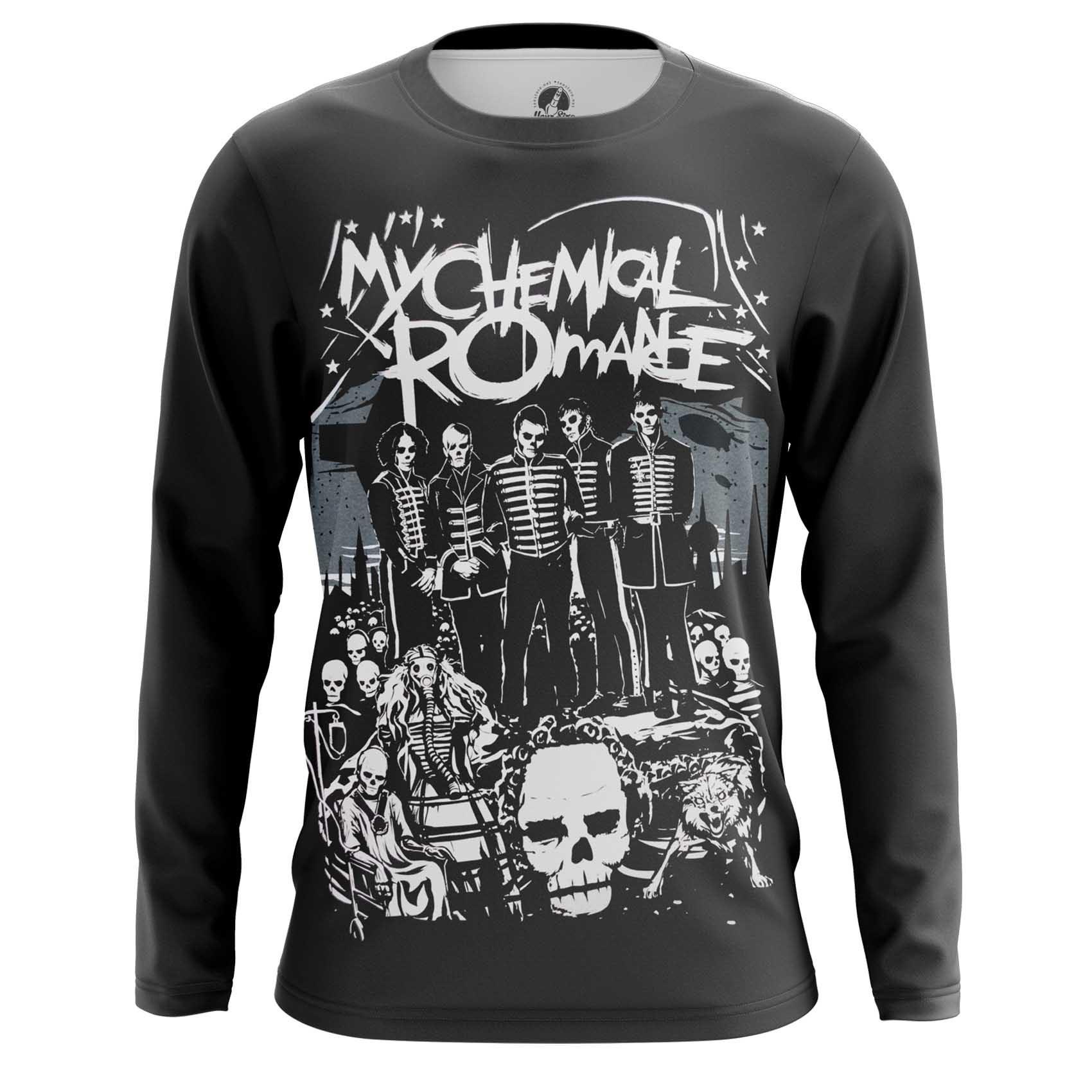 Merch Long Sleeve My Chemical Romance