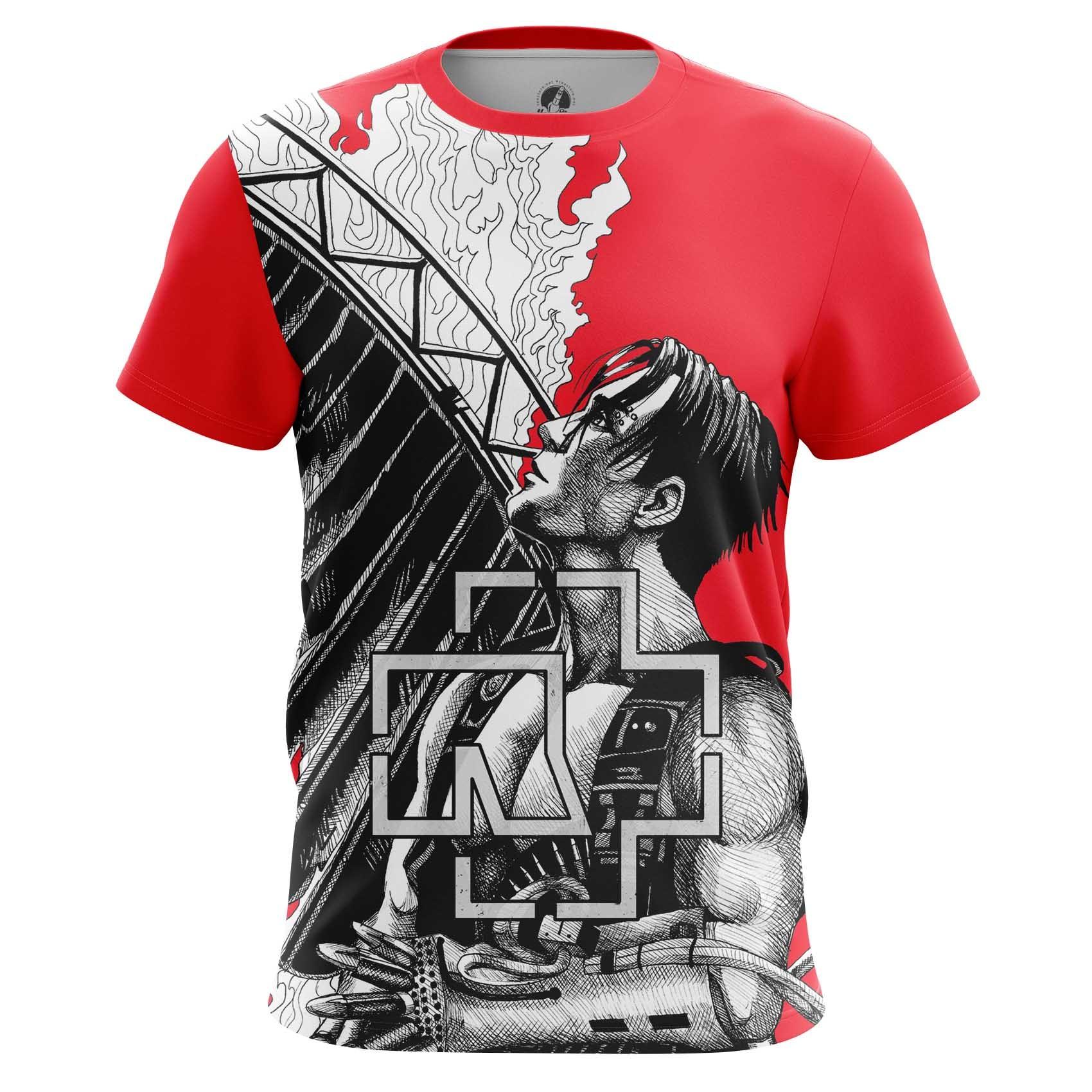 Merchandise Long Sleeve Rammstein Band Till