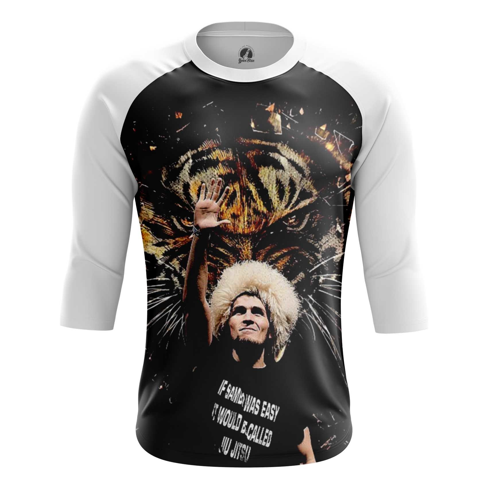 Merch Men'S T-Shirt Khabib Nurmagomedov Ufc
