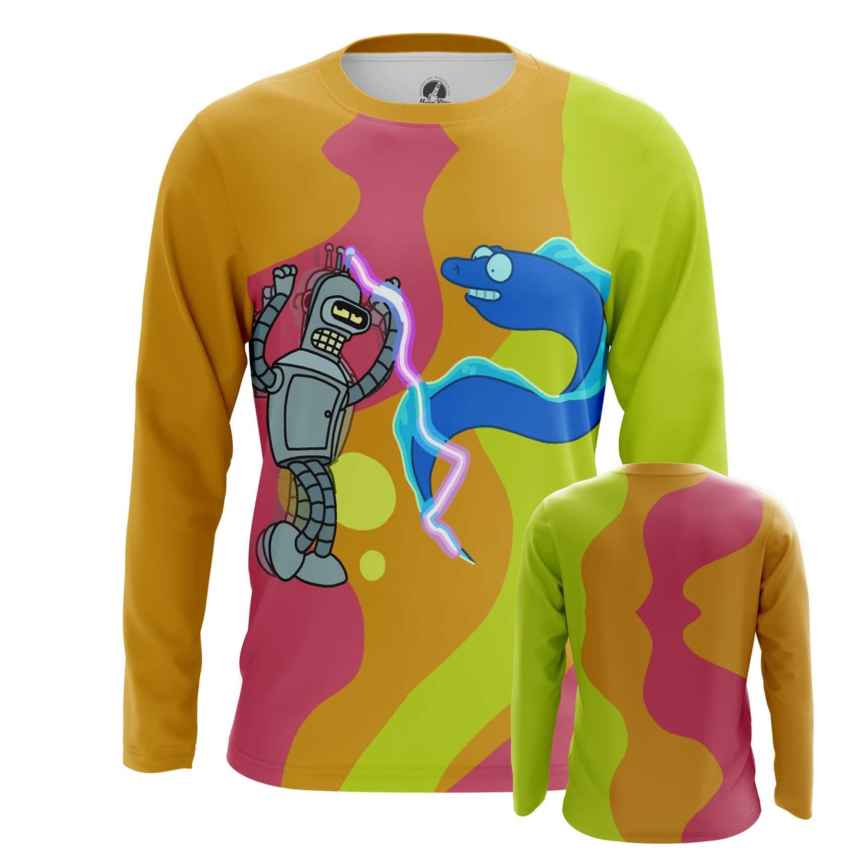 Merchandise Men'S Tank Party Time Futurama Bender Dancing Vest