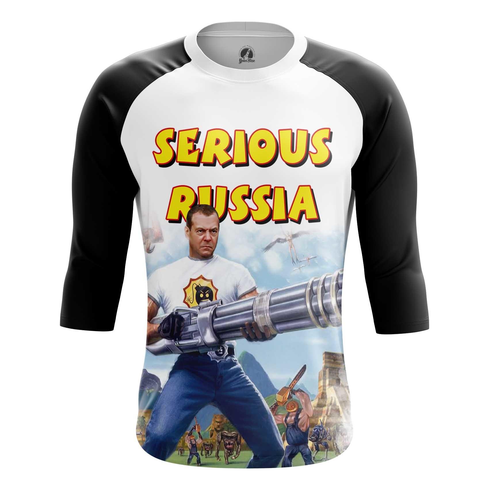 Collectibles Men'S T-Shirt Serious Russia Sam Game Politics