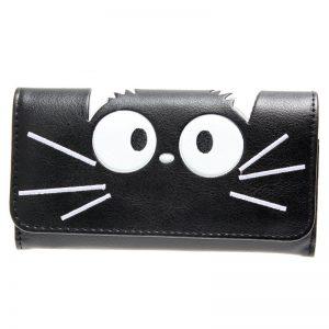 Merchandise Purse Jiji Cat Face Kiki'S Delivery Service Wallet