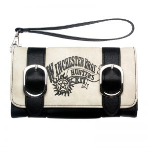 - Supernatural Winchester Bros Wallet Women Purse Dft 6506 6