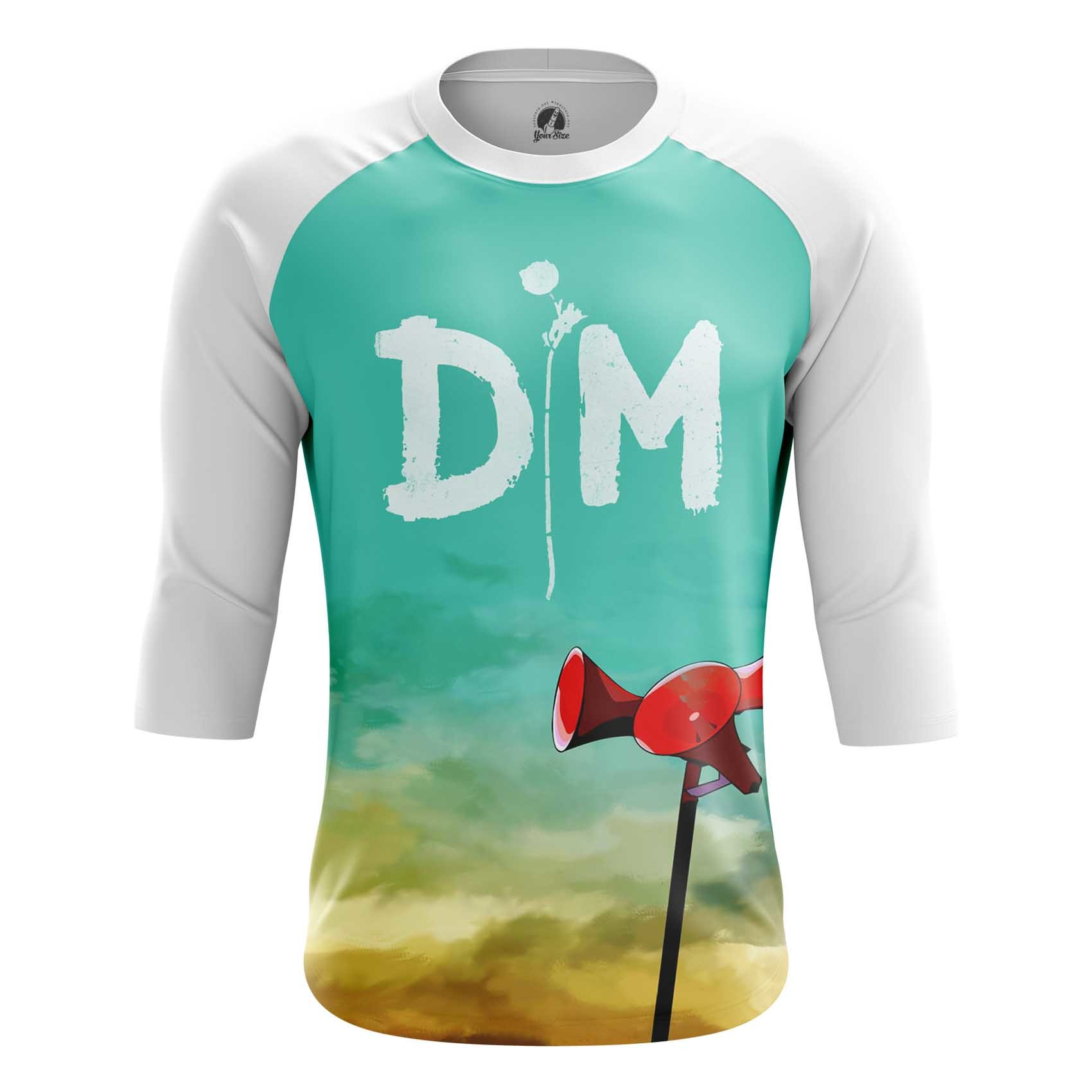 Merchandise Men'S T-Shirt Depeche Mode Fan Art Merch