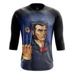 Merchandise - Men'S Raglan James Van Howlett Xmen Logan