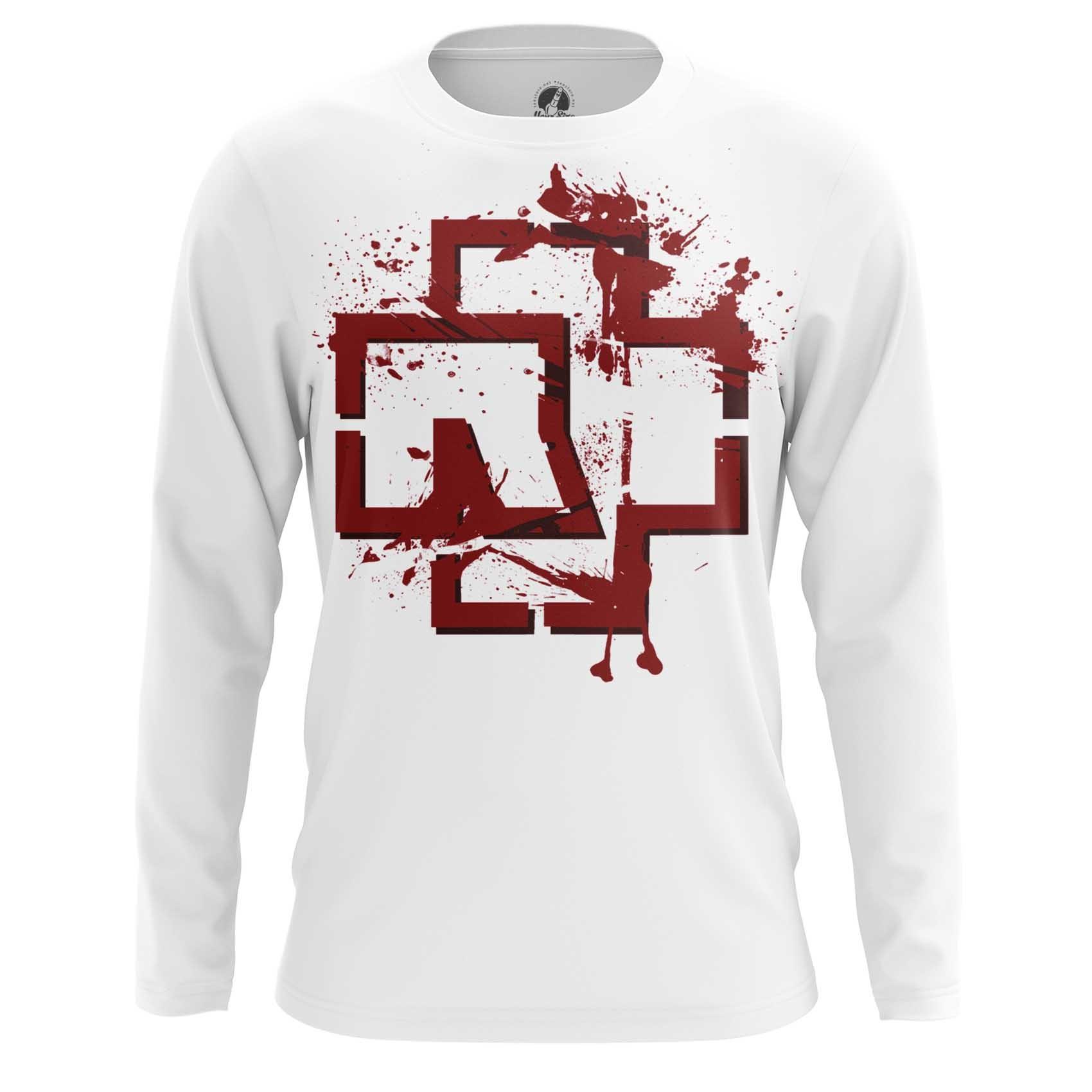 Merch Men'S T-Shirt Rammstein Band