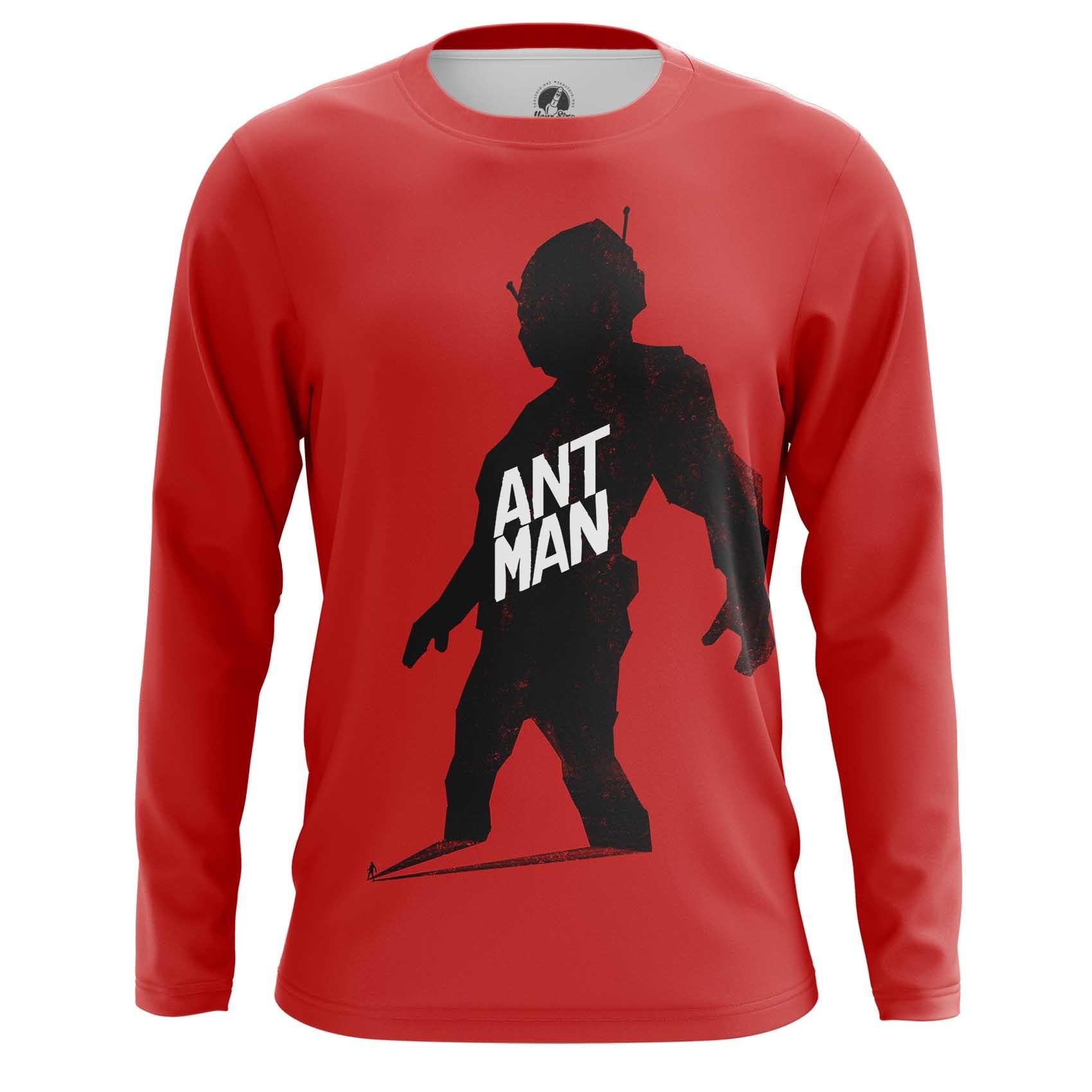 Merch Long Sleeve Ant-Man Wall Shadow