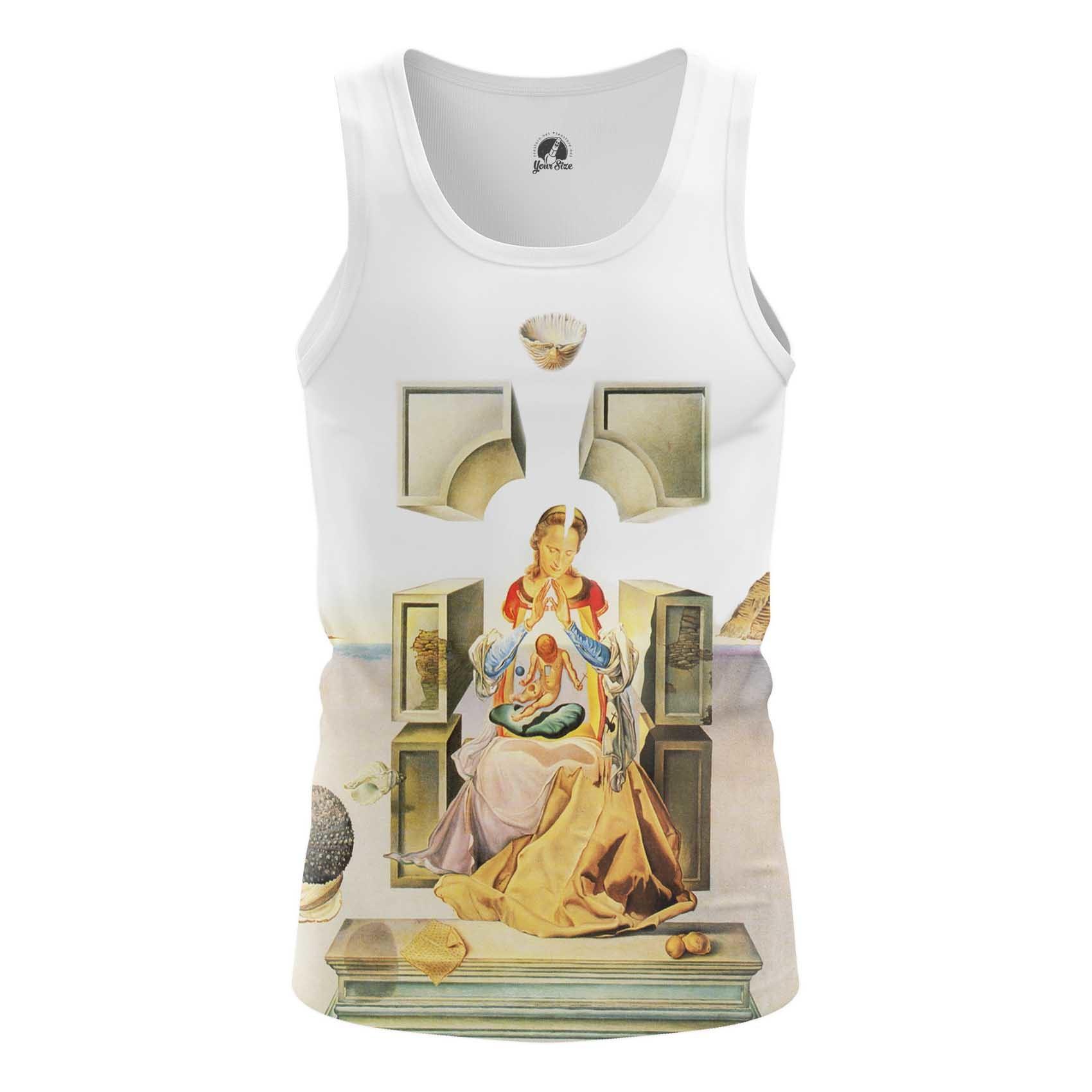 Merchandise T-Shirt Madonna Of Port Lligat Salvador Dali