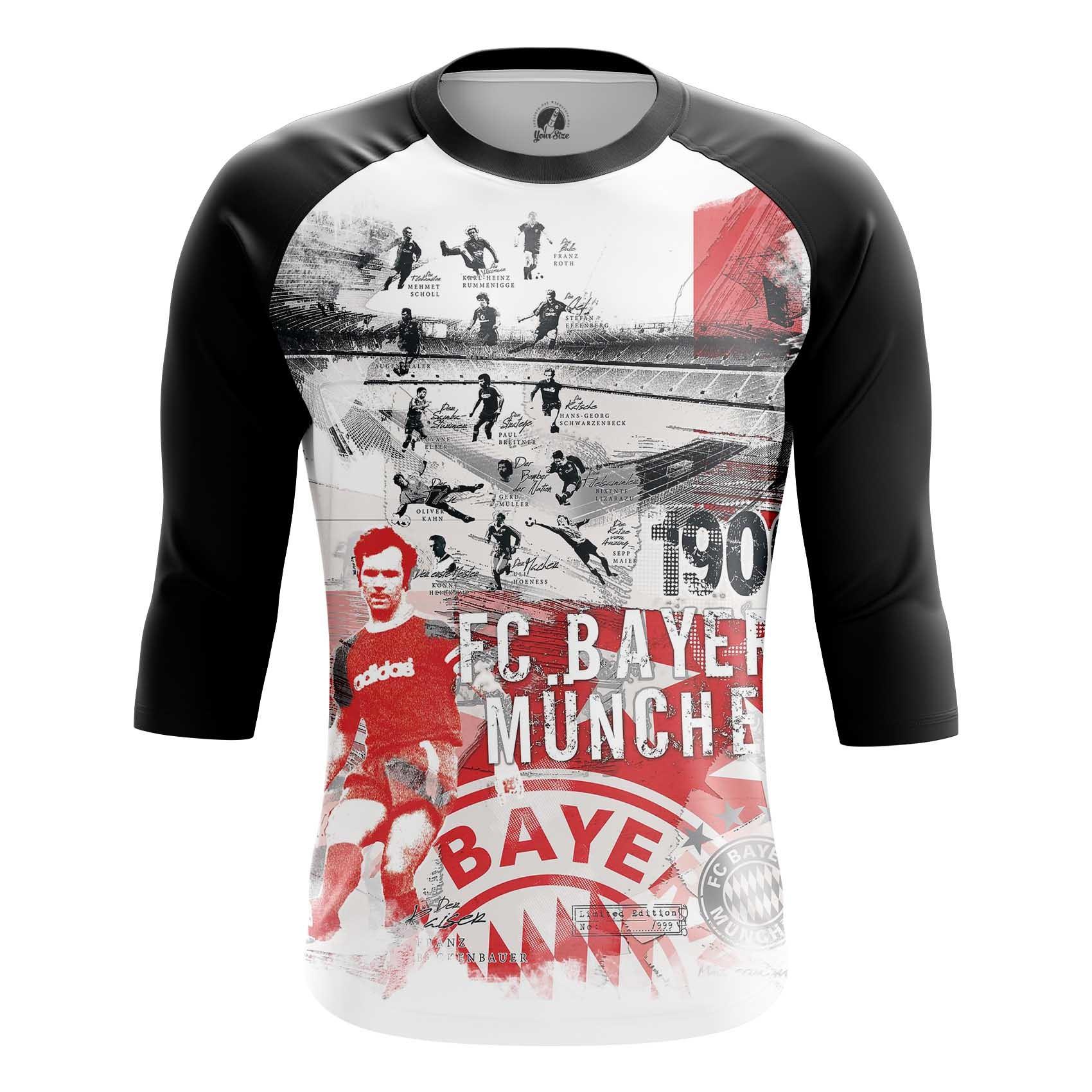 Collectibles Long Sleeve Bayern Munich Squadandise Far Art