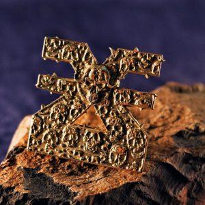 Merch Necklace Khorne Mark 40K Dawn Of War Pendant