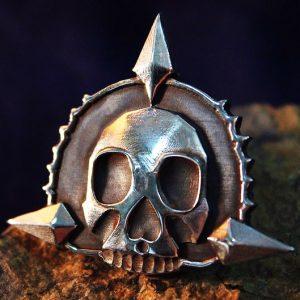 Collectibles Brooch Assassin'S Creed Black Flag Pin Handmade