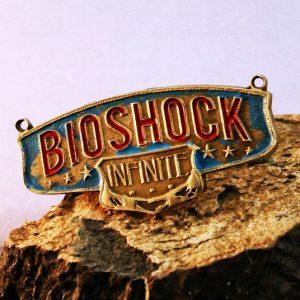 Merch - Necklace Bioshock Infinite Title