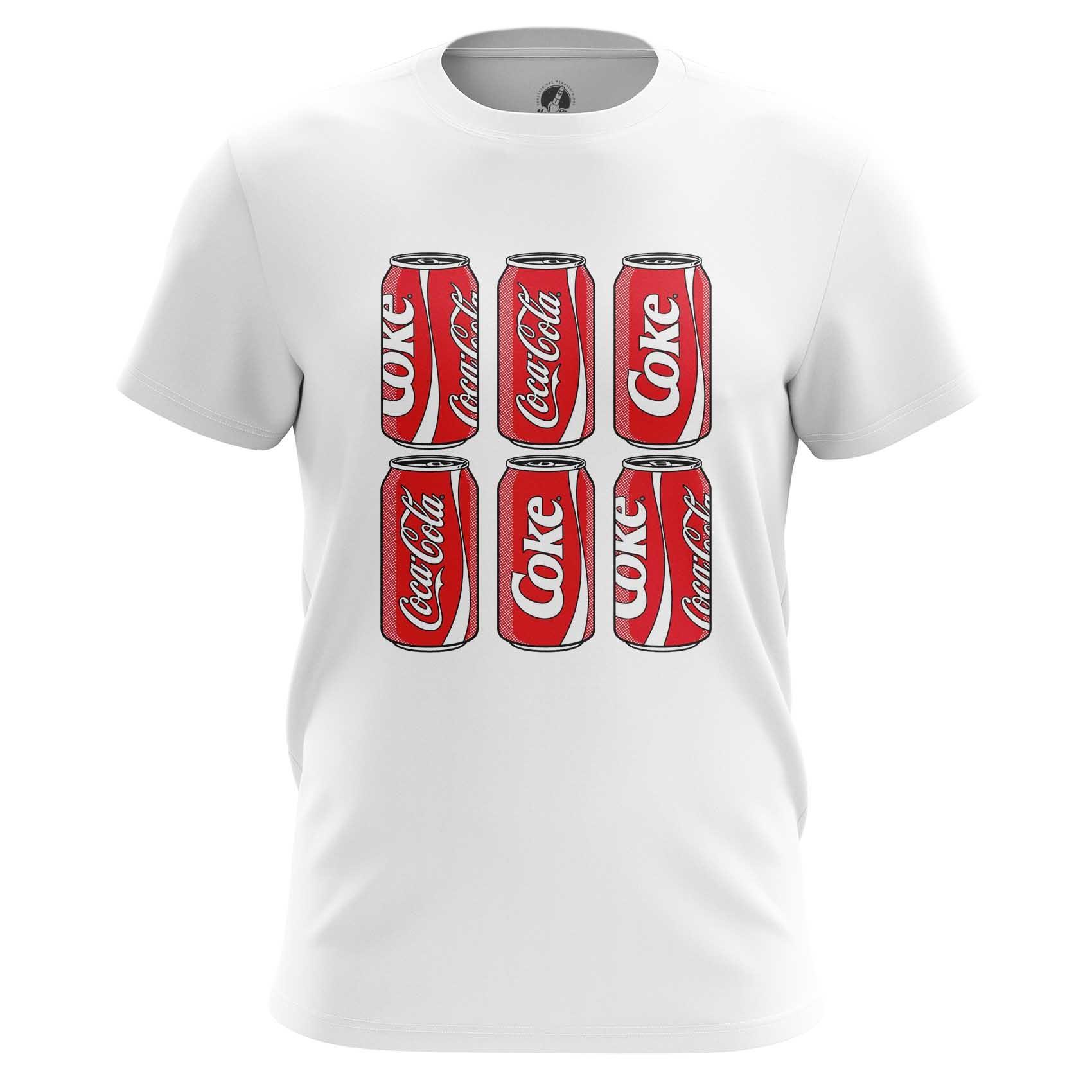 Merchandise Long Sleeve Coca Cola Steel Cans