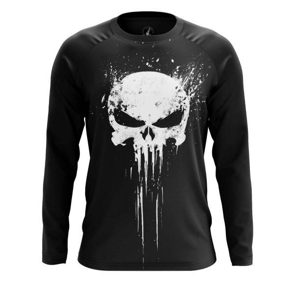 Punisher Crest Men/'s Track Jacket