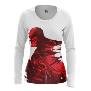 Collectibles Women'S Long Sleeve Blind Justice Daredevil
