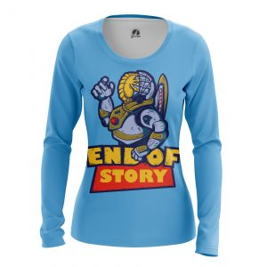 Collectibles Women'S Long Sleeve End Of Story Toy Story Alien