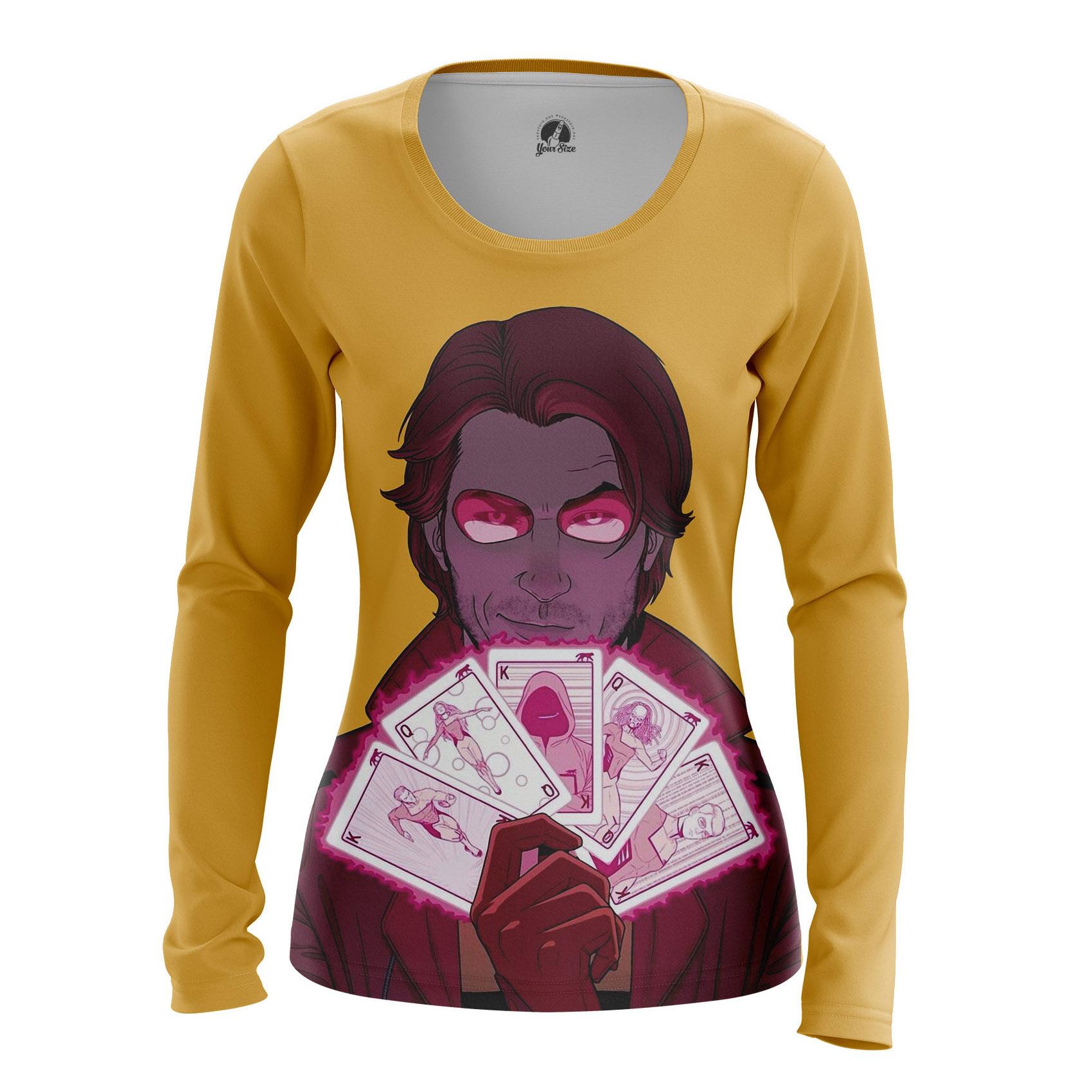 Merchandise Women'S Raglan Gambit X-Men Mutant