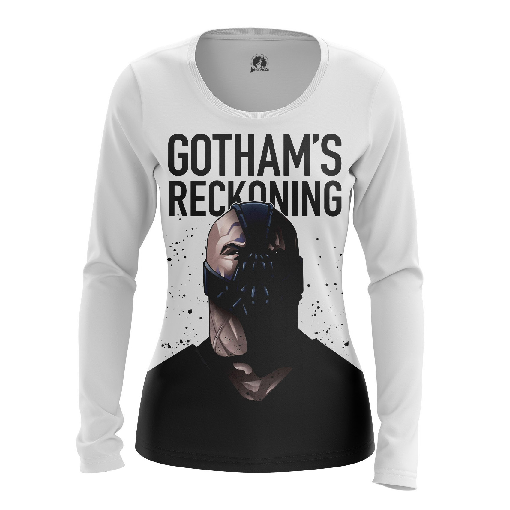 Collectibles Women'S Raglan Gothams Reckoning Bane
