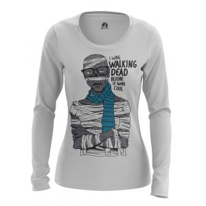 Collectibles - Women'S Long Sleeve Hipster Mummy