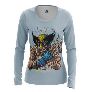 Merchandise Women'S Long Sleeve Logans Bbq Xmen