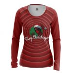 Collectibles Women'S Long Sleeve Merry Chimichangas Deadpool